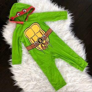 Nickelodeon Costumes - Ninja Turtles, Rafael Costume, Infant 18-24M